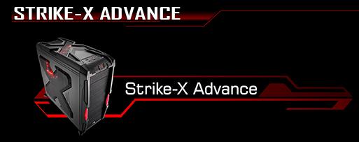 strike x advance