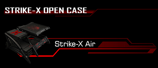 strike x air