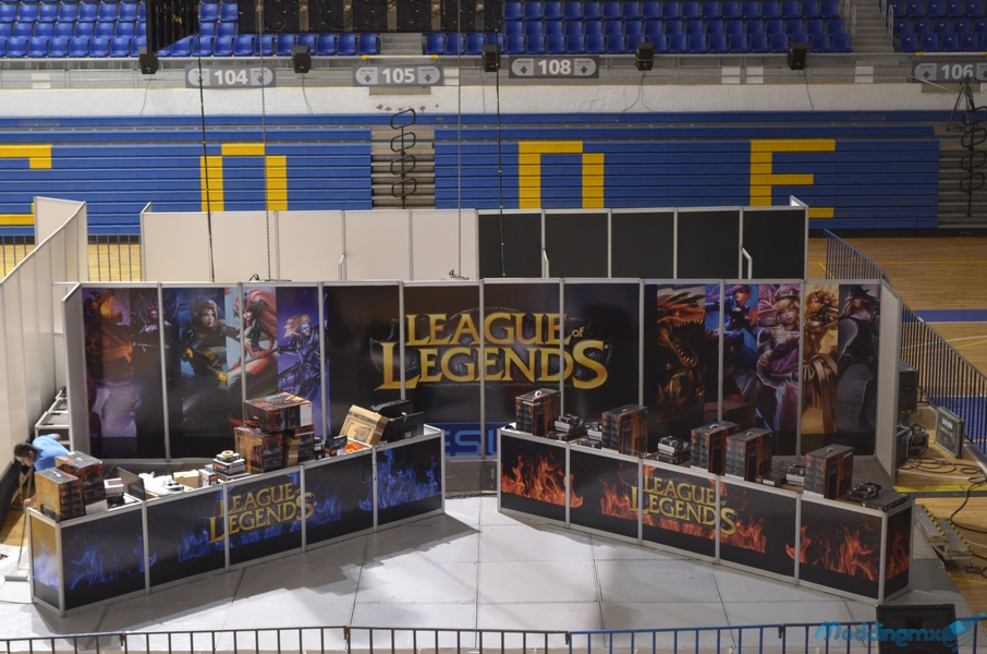 Escenario de League Of Legends