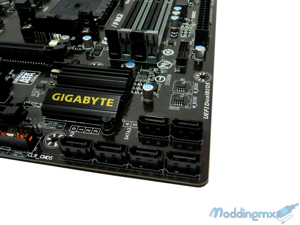Review - GIGABYTE F2A78M-D3H - HardwaReviews