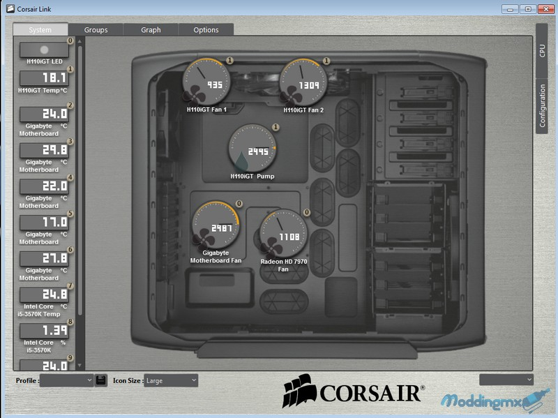 CORSAIR LINK2